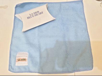 La Mer 繡花小毛巾