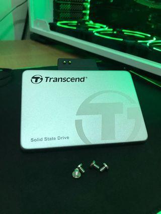創建SSD 220s 240G