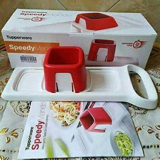 Tupperware speedy mando set