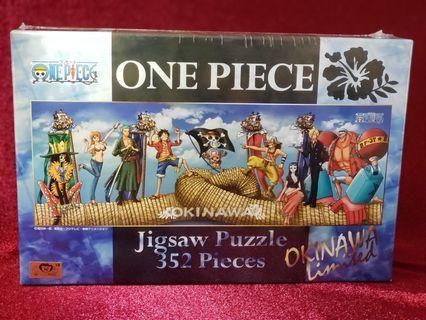 One piece 海賊王 puzzle