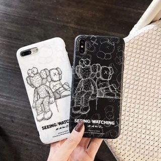 🚚 KAWS Phone Case