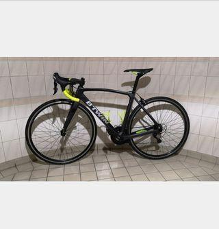 (UCI) Btwin 900 CF full carbon road bike