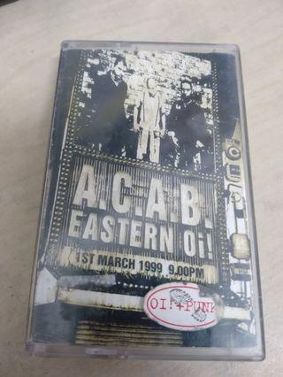 acab eastern oi! kaset