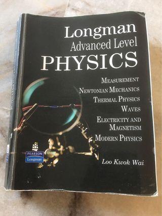 Physics A Level