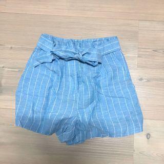 H&M blue short