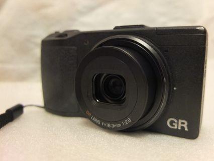 最佳APSC 便携機 Ricoh GR 一代