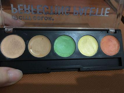 City Color corrector perfecting palette