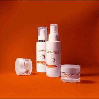 Skincare Dermanda (acne/whitening/glowing)