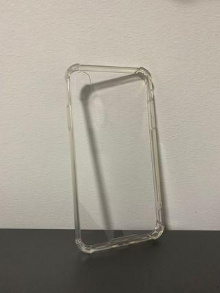 iPhone XR Clear Hard Case
