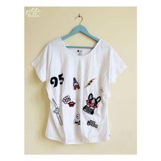 Korean Patch T-Shirt