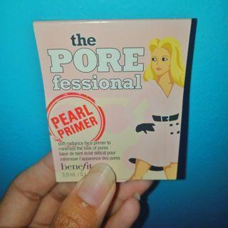 Benefit the Porefessional Pearl Primer Deluxe (3ml)