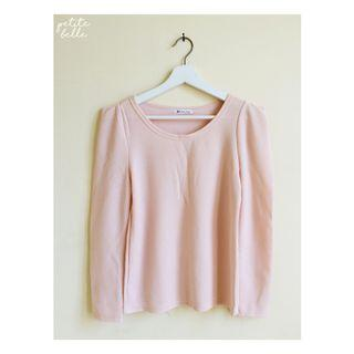 Korean Pink Top