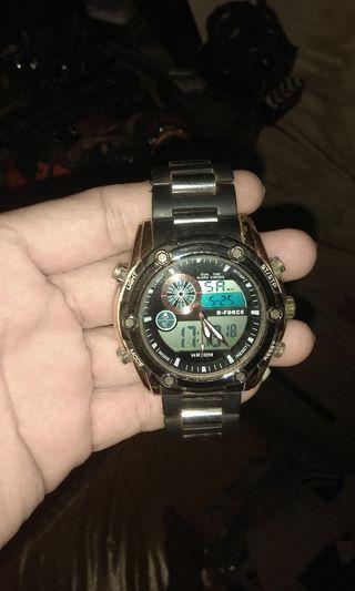 Jam tangan D-FORCE Original Fullset