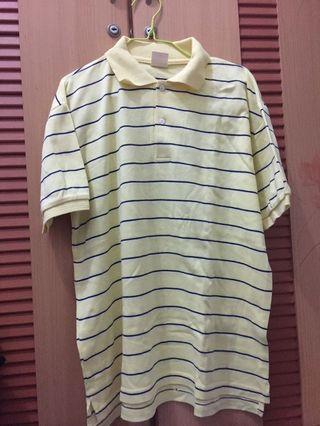 Polo stripe retro shirt