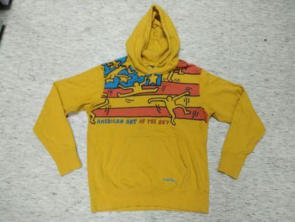 Keith haring x UNIQLO SPNZR M SWEATER