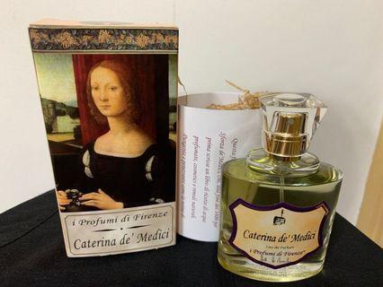 義大利 翡冷翠之香 凱瑟琳皇后香水 i Profumi di Firenze Caterina De Medici