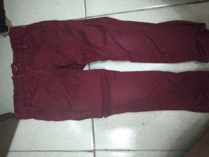 Celana Panjang giordano