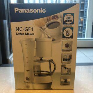 Panasonic NC-GF1 蒸餾咖啡機