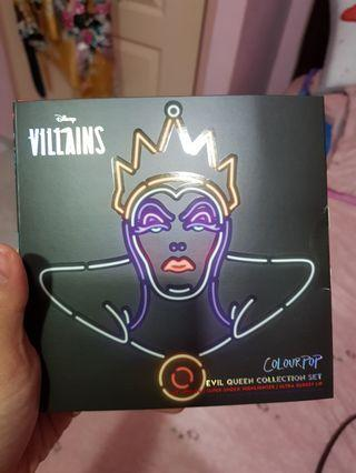 EVIL QUEEN collection set without lipstick