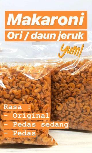 Kacang Tasikmalaya Original / Daun Jeruk 250gr