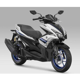 BN Yamaha AEROX VERSION R - Sporty Enhanced Suspension (Hot Selling)