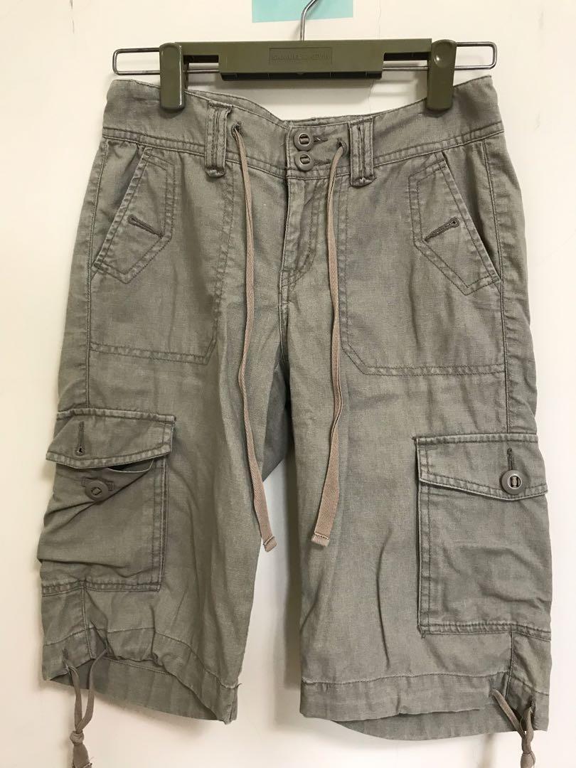 二手 褲子 五分 七分 九分褲