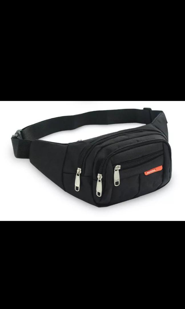 多功能耐磨防水腰包 waist bag
