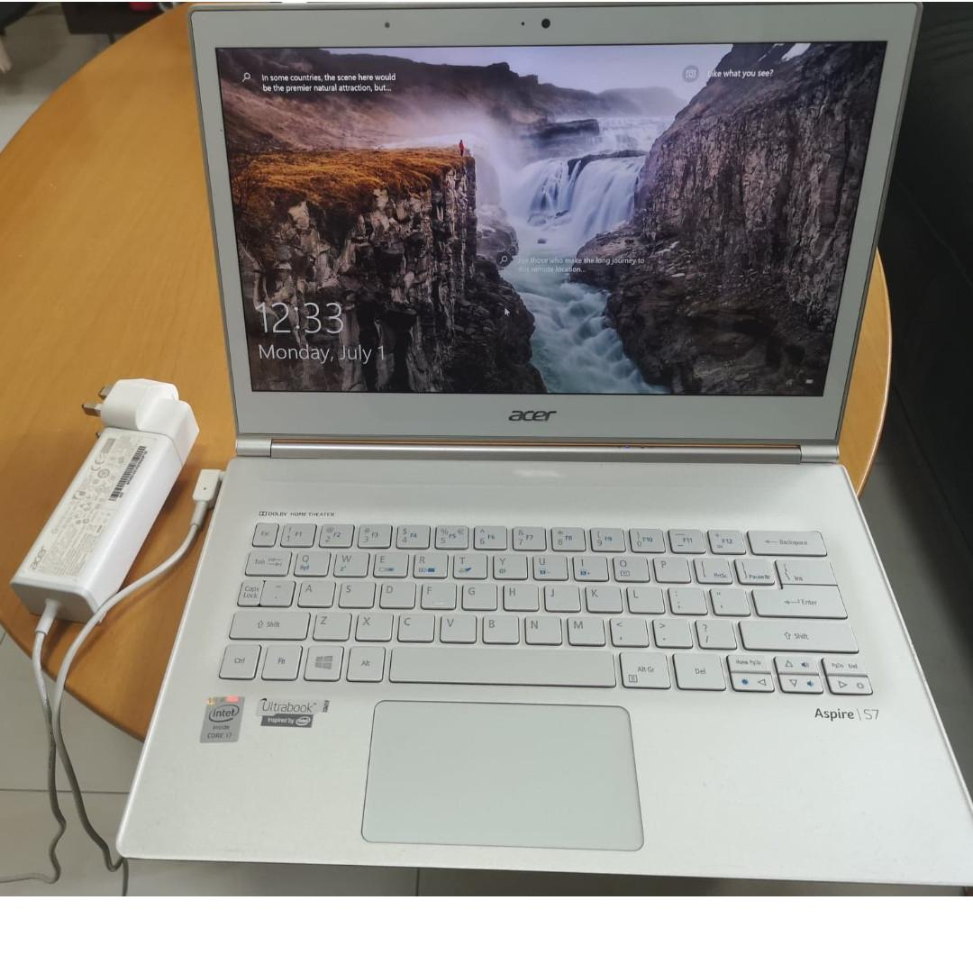 Acer Aspire S7-393