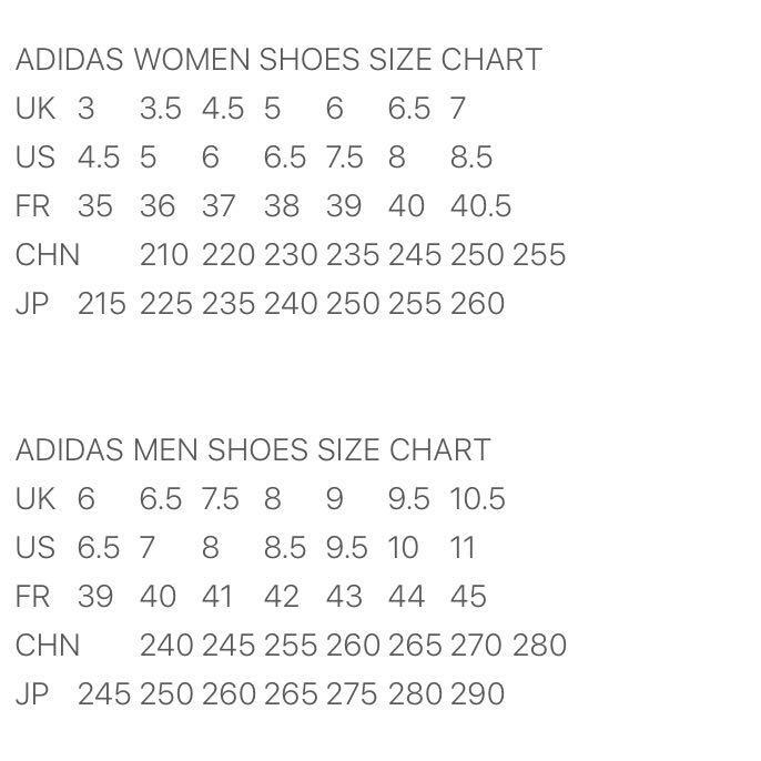 pronto metal solitario  adidas size chart jp off 61% - www.dolphincenter.com.tr