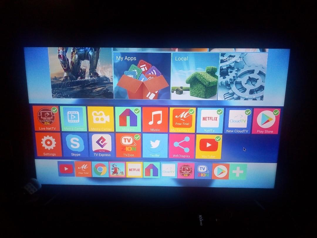 android box with free unlimited netflix accounts 5 on Carousell