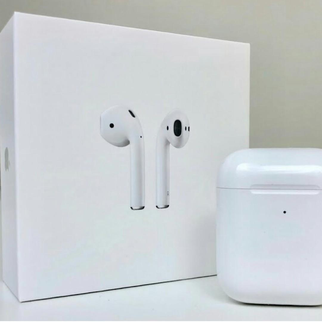 DISCOUNT today only Apple AirPods 2nd Gen 2019 w Charging Case/Wireless Charging Case Oz stock