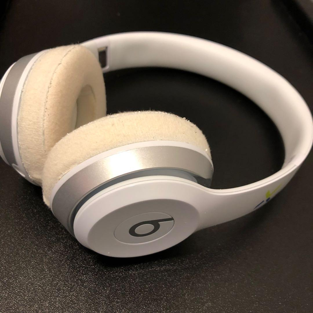 Beats Solo 2 Wired Headphones White Electronics Audio On Carousell