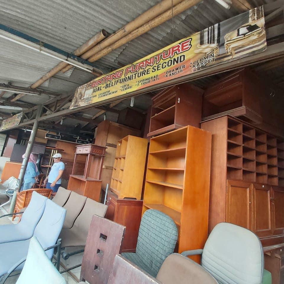 Bintang Furniture Jatiwarna Jual Furniture Bekas Berkualitas Perabotan Rumah Di Carousell