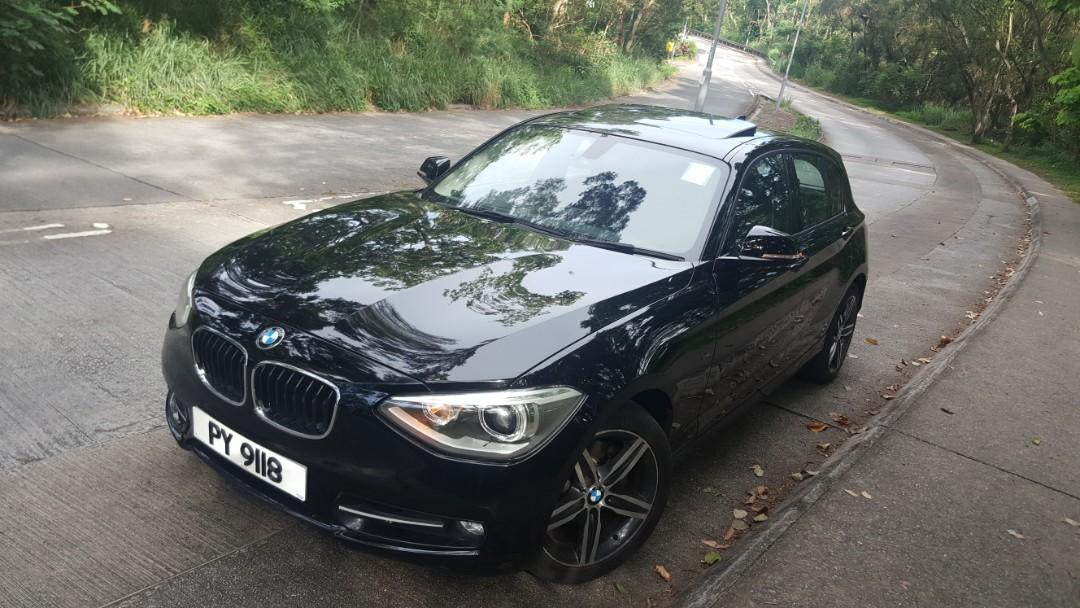 BMW 118I (F20) 2013