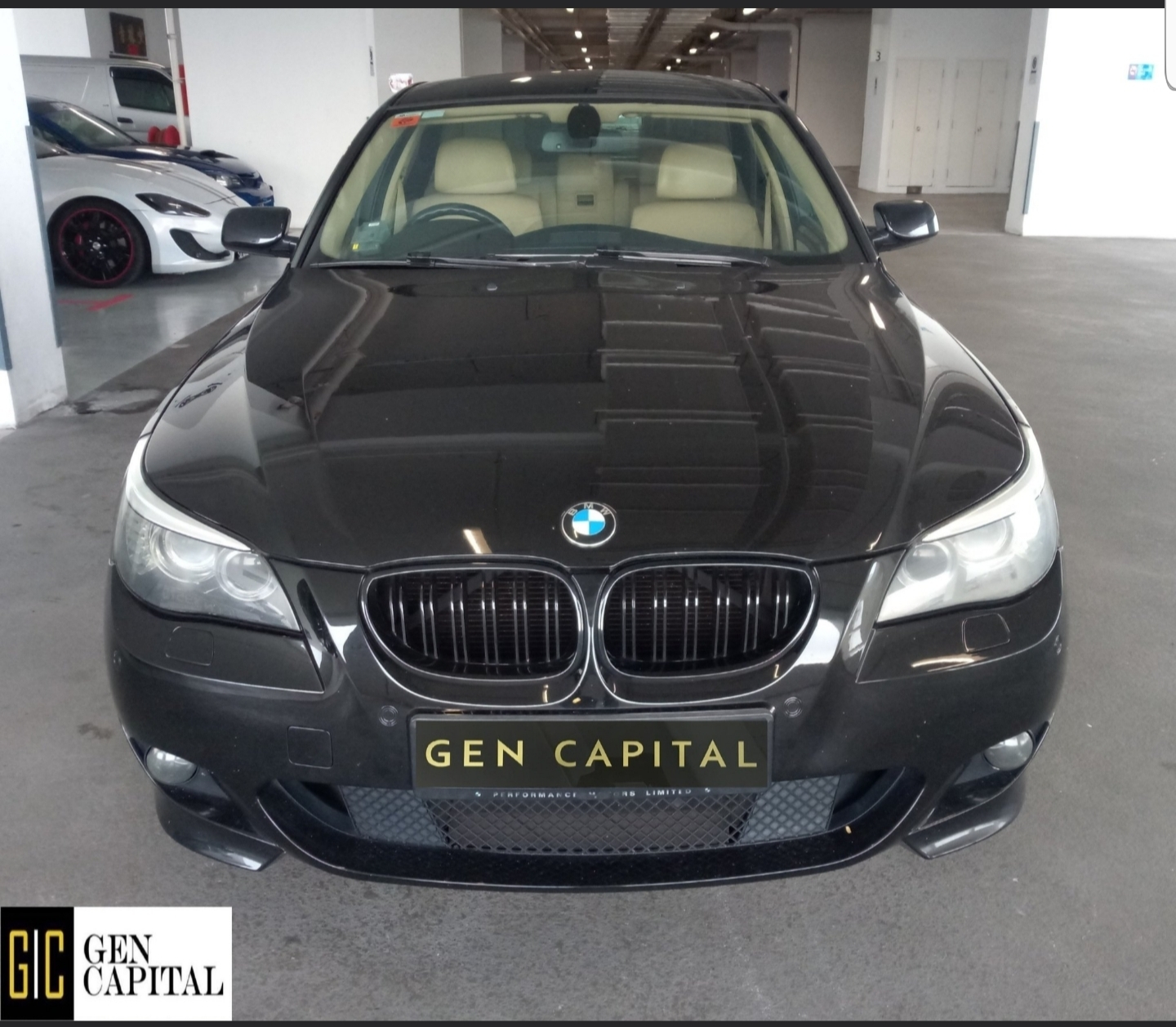 BMW 525i XL Luxury 2010 • Grab Gojek Ryde Tada & Non PHV