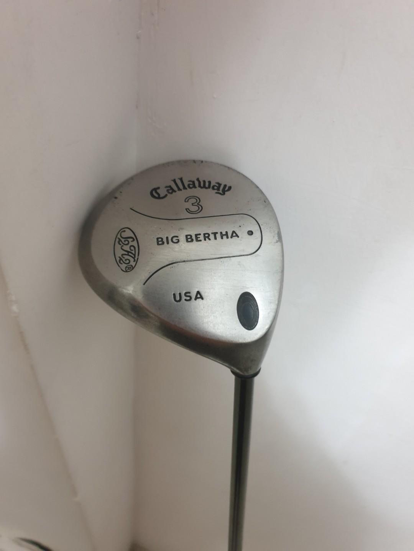 Callaway: Big Bertha 3