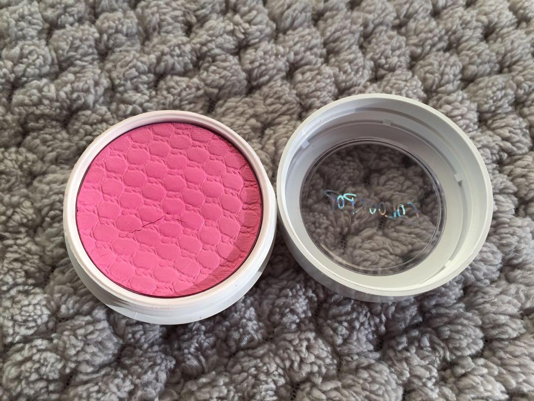 Colourpop Super Shock Cheek Matte Blush in Thumper