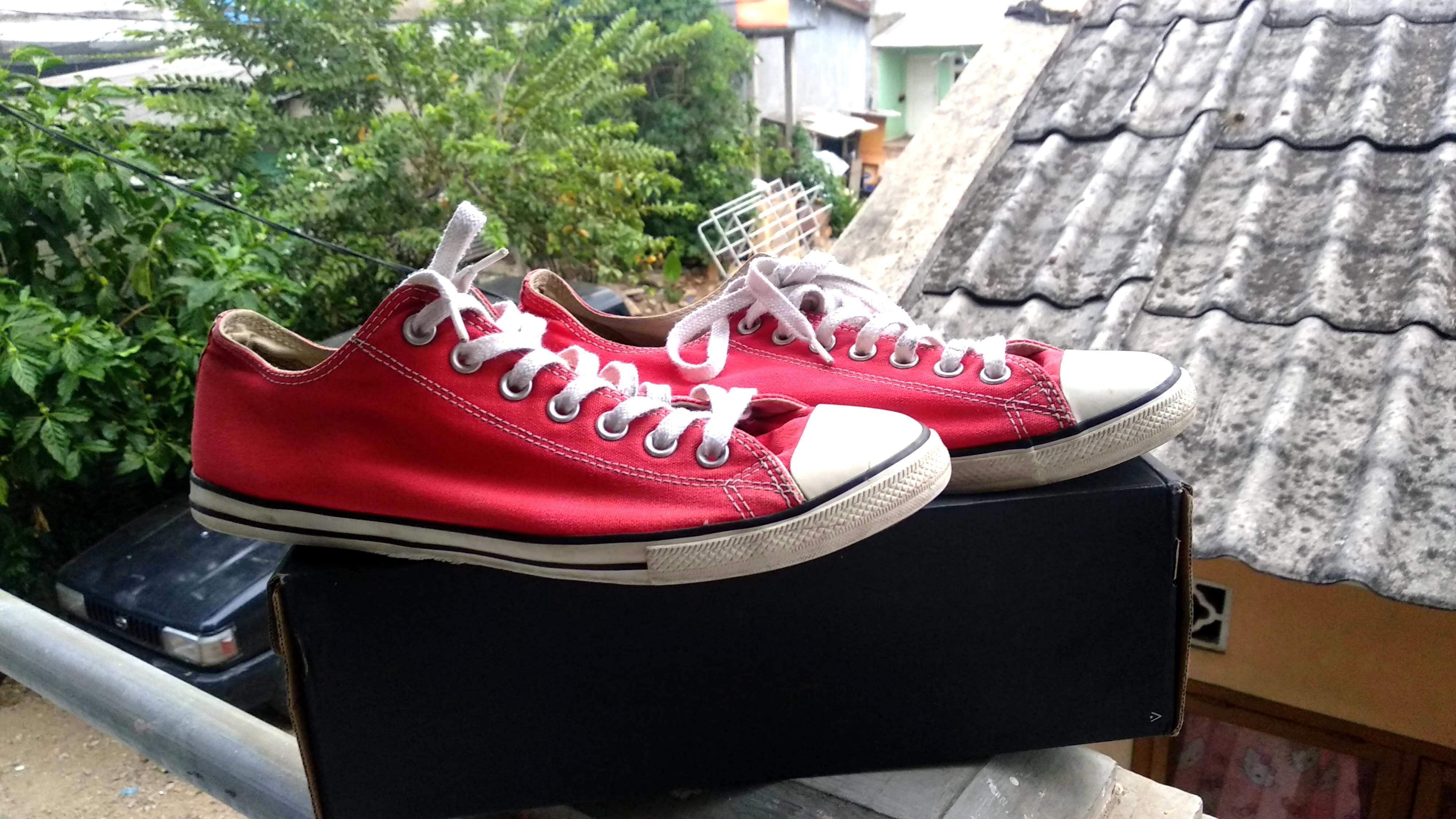 Converse Red Unisex
