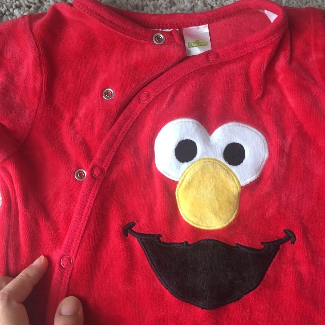 Elmo Sleepsuit