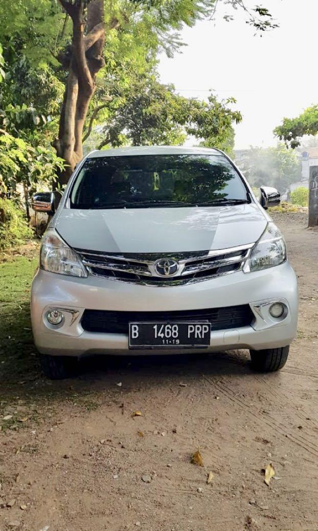 FOR SALE Avanza type G 2014