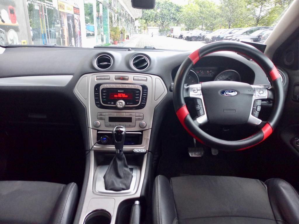 Ford Mondeo 2.3A • Grab Gojek Ryde Tada & Non PHV Car Rental
