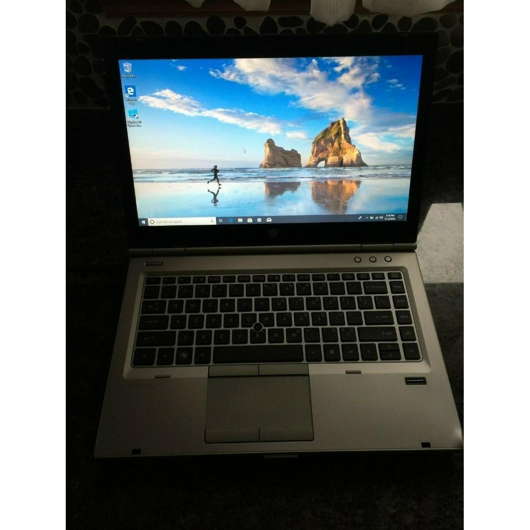 FS: 8GB RAM HP elitebook 8460p good for gaming, video rendering, and