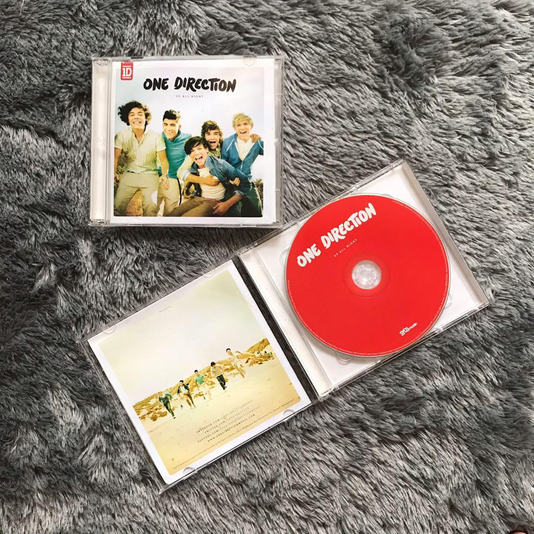Full Set of One Direction CDs (Up All Night & Take Me Home)