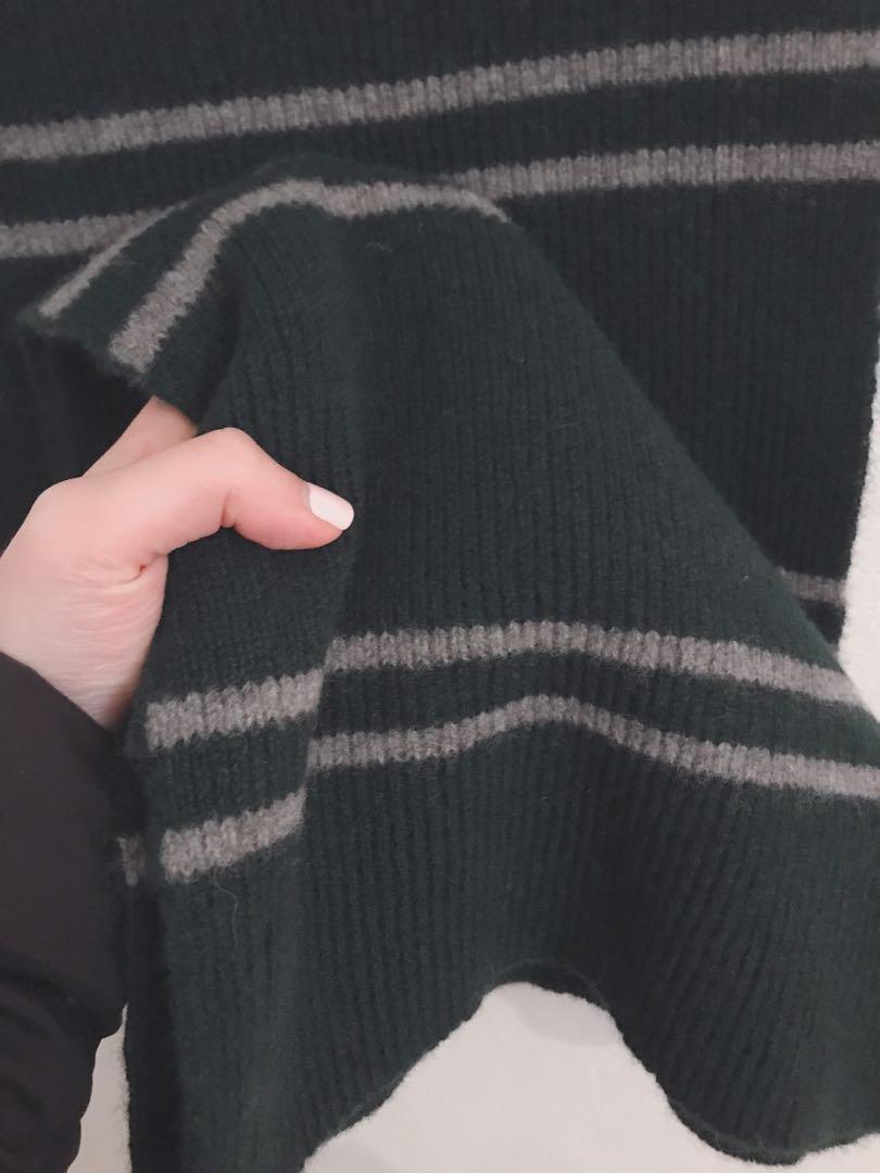 Harry Potter Slytherin house scarf