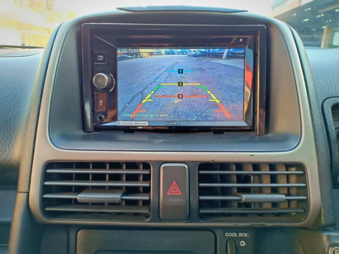 HONDA CRV 2.0AT AWD 2003TH🎉Johor Plate🎈JUAL CASH💲SHJ OfferPrice💰Rm17,600 Only🎉‼Cash Only💰