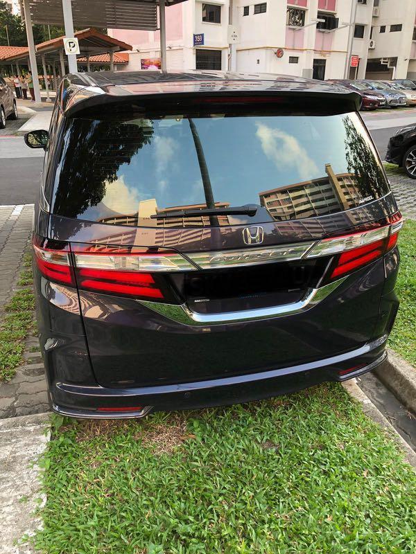 Honda Odyssey Auto 2.4 EXV