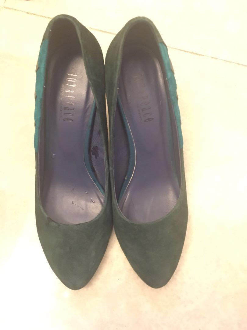 Joy & Peace 高踭鞋(3吋高)