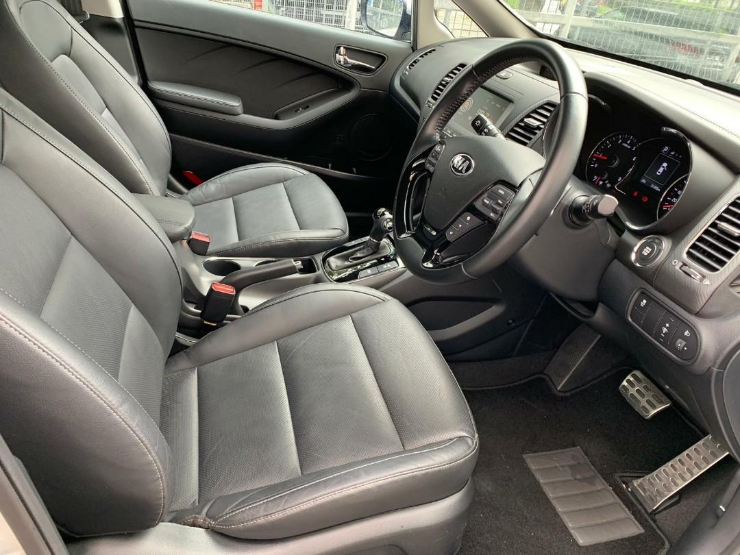 Kia Forte K3 1.6 SX Sport Auto