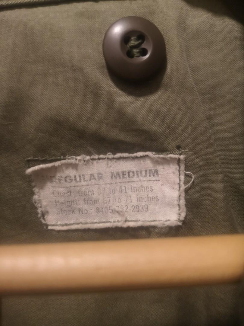 """M-65 FIELD JACKET """"1ST MODEL"""""""