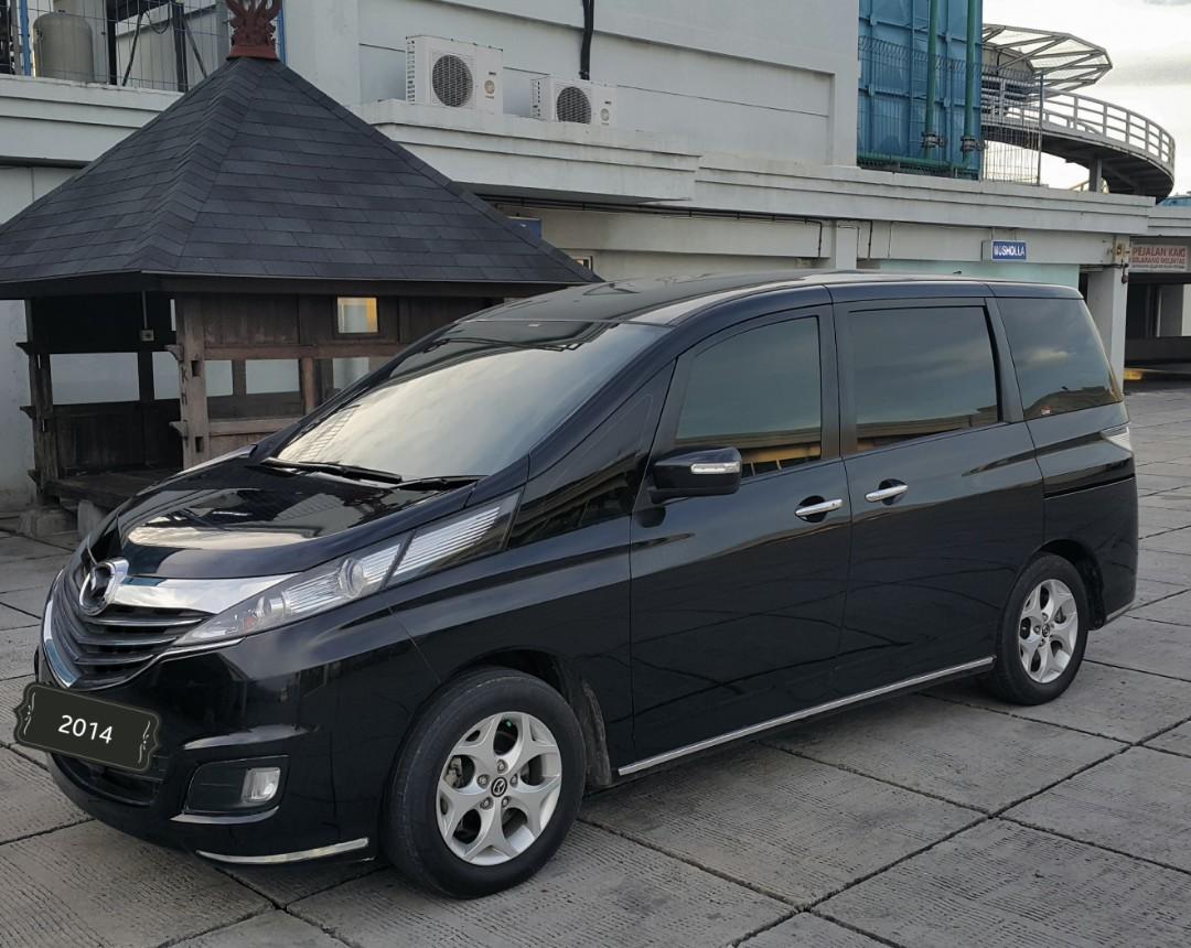 Mazda Biante Skyactiv 2.0 At 2014 DP 35 jt lsg bawa